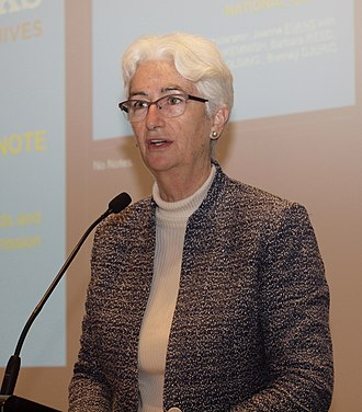 Jennifer Coate - Coate in 2016