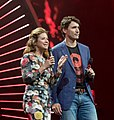 Justin and Sophie Trudeau - Global Citizen Festival Hamburg 04.jpg