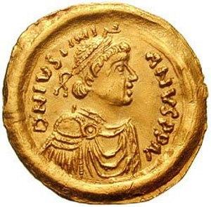 Byzantine Empire - Image: Justinianus I
