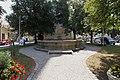 Königstetten - Brunnen, Hauptplatz.JPG