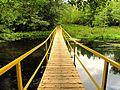 Kładka dla pieszych nad rzeką Wdą.jpg