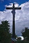 Kříž u silnice na Osiky, Brumov, okres Brno-venkov.jpg