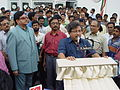 KPT Dignitary Delivers Speech - Maritime Centre Inauguration - Science City - Kolkata 2003-10-17 00449.JPG