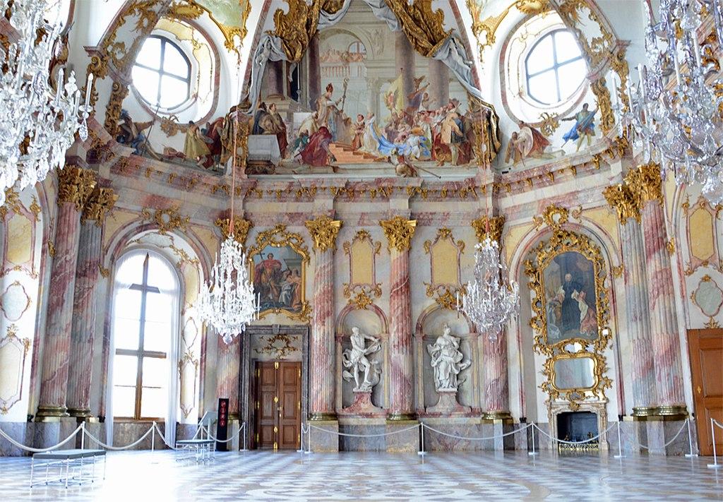 Kaisersaal Würzburger Residenz