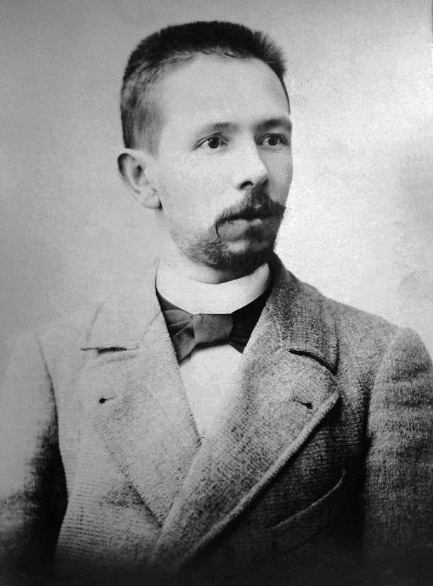 Kalinnikov Vassili Postcard-1910