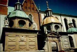 Bartolommeo Berrecci - Sigismund Chapel (right)