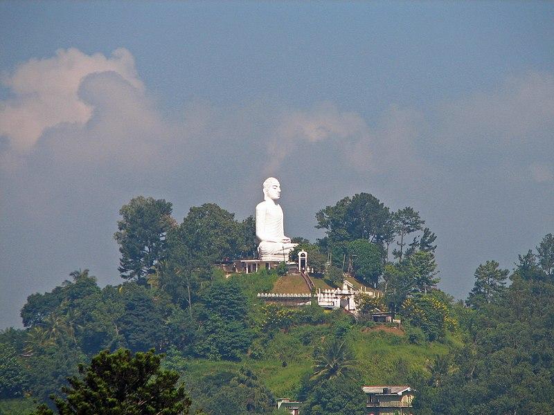 File:Kandy Buddha statue, Sri Lanka.jpg