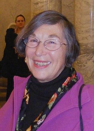 Montgomery County Delegation - Image: Karen S. Montgomery (2008)