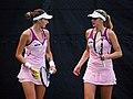 Karolína and Kristýna Plíškovy 2012.jpg
