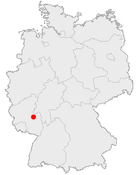 Karte Bad Kreuznach in Deutschland.png