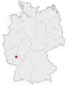 Karte Bad Kreuznach in Deutschland.png