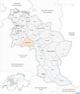 Map of Hasle