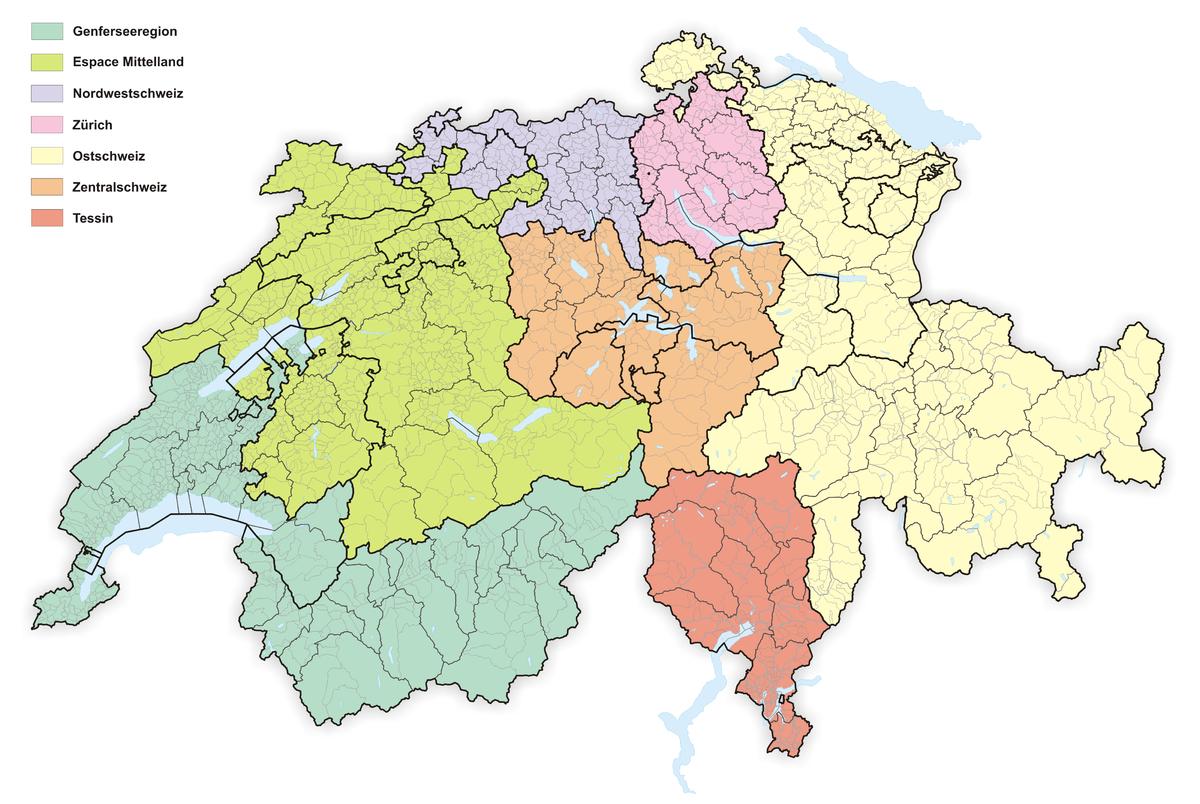 NUTS statistical regions of Switzerland - Wikipedia
