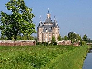 Heemstede, Utrecht - Heemstede Castle