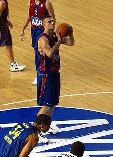 Mario Kasun Croatian professional basketball player