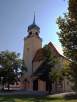 Kath. Pfarrkirche hl. Margaretha in Horitschon 2.jpg