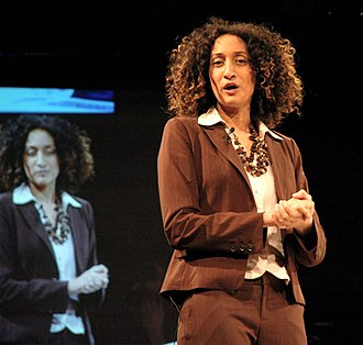 Katharine Birbalsingh - Birbalsingh addressing a Learning Without Frontiers conference, London, January 2011