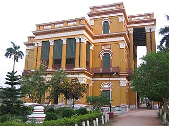 Baharampur - Image: Kathgola satyajit sinha