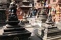 Kathmandu, Nepal, Kaathe Swyambhu Complex 2.jpg