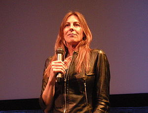 Kathryn Bigelow - Bigelow speaking at the Seattle International Film Festival in 2009