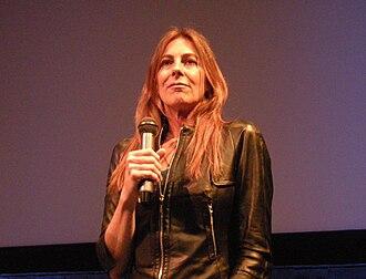 Kathryn Bigelow - Bigelow speaking at the Seattle International Film Festival in 2009