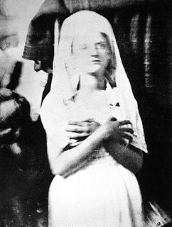 Katie King (spirit) name given by spiritualists to what they believed to be a materialized spirit
