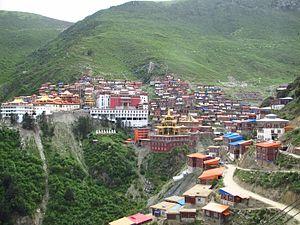 Katok Monastery - Katok Monastery in 2014