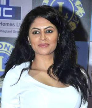 Kavita Kaushik - Kaushik at the 20th Lions Gold Awards