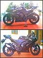 Kawasaki - 2008 - Ninja 250R - Custom Fiberglass Bodykit 12.jpg