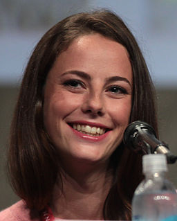 Kaya Scodelario English actress