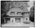 Keasbey and Mattison Company, Executive's House, Carriage House, 5 Lindenwold Avenue, Ambler, Montgomery County, PA HABS PA,46-AMB,10G-3.tif