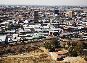 Kempton Park, Gauteng - The Central Business District of Kempton Park