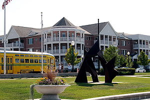Kenosha, Wisconsin - Harborpark