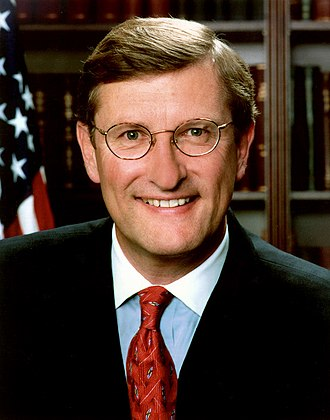 United States Senate election in North Dakota, 2006 - Image: Kent Conrad official portrait