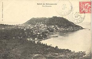 Giresun - Giresun city at the beginning of the 20th century