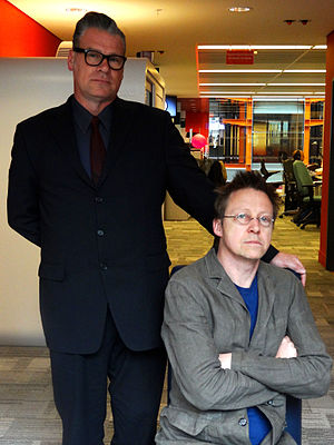 Kermode and Mayo's Film Review - Kermode and Mayo in 2013