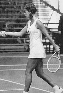 Kerry Harris Australian tennis player