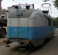Kharkov tram VT-1 - back right.jpg