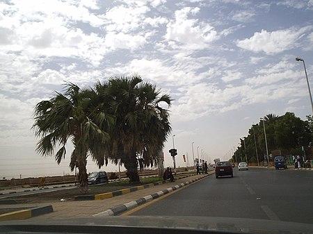 شارع النيل.