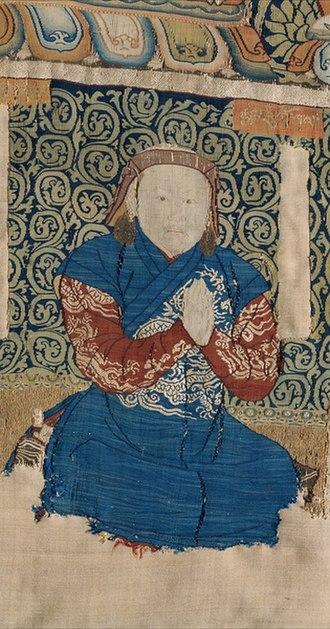 Khutughtu Khan Kusala - Image: Khutughtu Khan Kusala