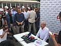Kilicdaroglu press conference during the Turkish opposition's Justice March, Jul 3, 2017.jpg