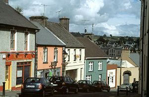 Killaloe, County Clare - Hill Road