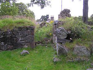 Braemar - Ruins of Kindrochit Castle