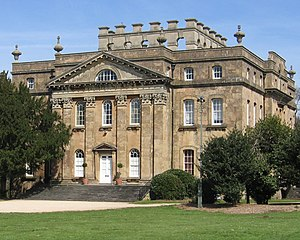 Kings Weston House - Image: Kings Weston House crop