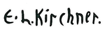 Kirchner autograph.png