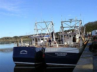 Kirkcudbright - Kirkcudbright Harbour
