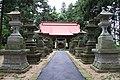 Kitaaizumachi Shimoarai, Aizuwakamatsu, Fukushima Prefecture 965-0111, Japan - panoramio.jpg