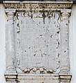 Klagenfurt St Peter Schloss Welzenegg Supraporte Inschrift 06062016 3287.jpg