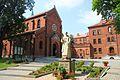 Klasztor Ojców Karmelitów Bosych i Sanktuarium św. Józefa w Wadowicach.jpg
