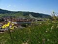 Kloster Einsiedeln Rückseite.JPG